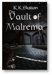 The Vault of Malrema book cover